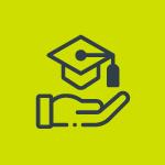 Porcentaje de Estudiante con becas completas